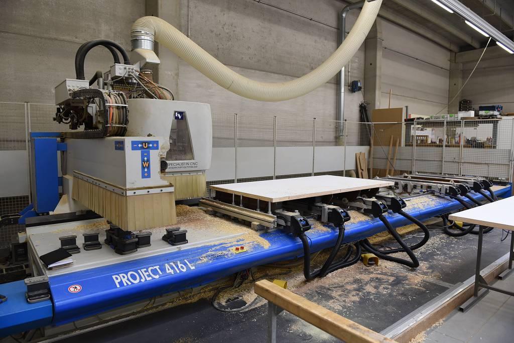 Centro di lavoro Masterwood Project 416L usato