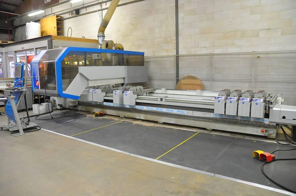 Centro di lavoro marca Masterwood modello. Project 4000 L