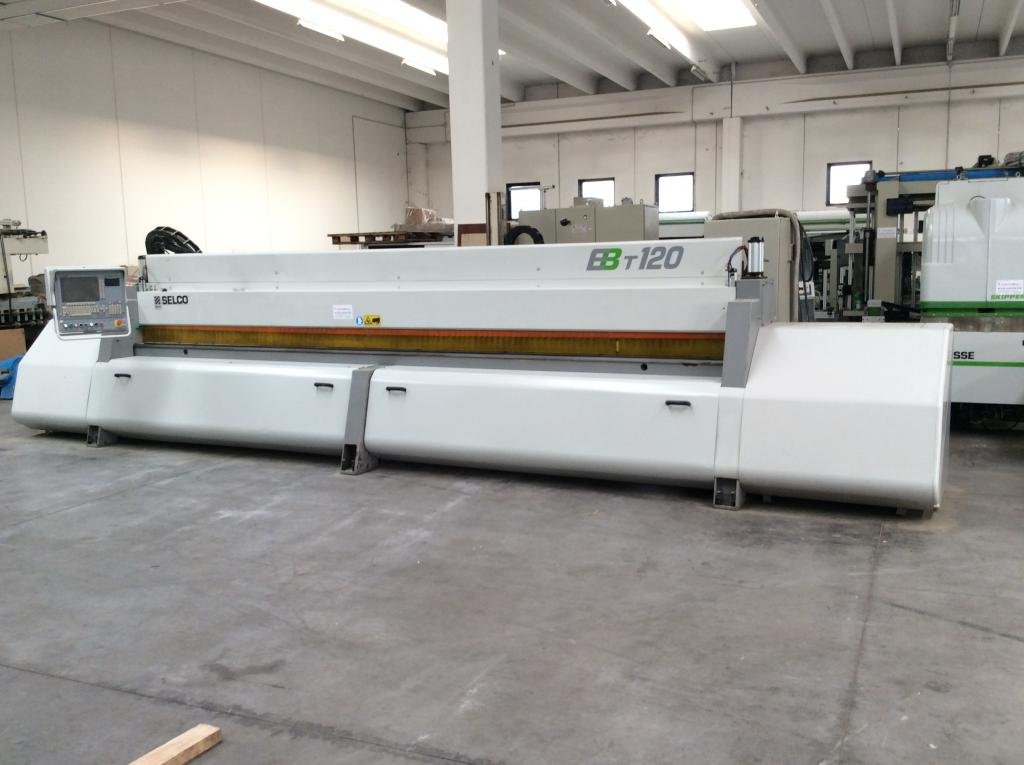 Sezionatrice marca Selco modello EBT 120
