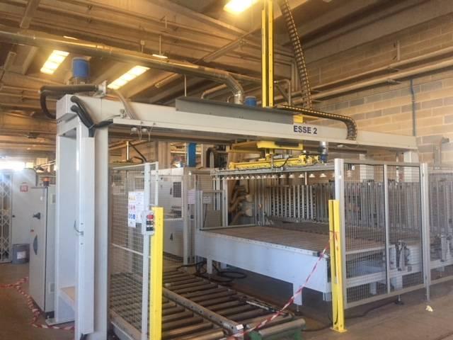 Impianto BreMa VEKTOR 130 completo di carico e scarico anno 2007
